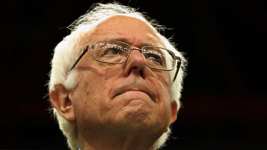 Sanders struggling under NY media spotlight?