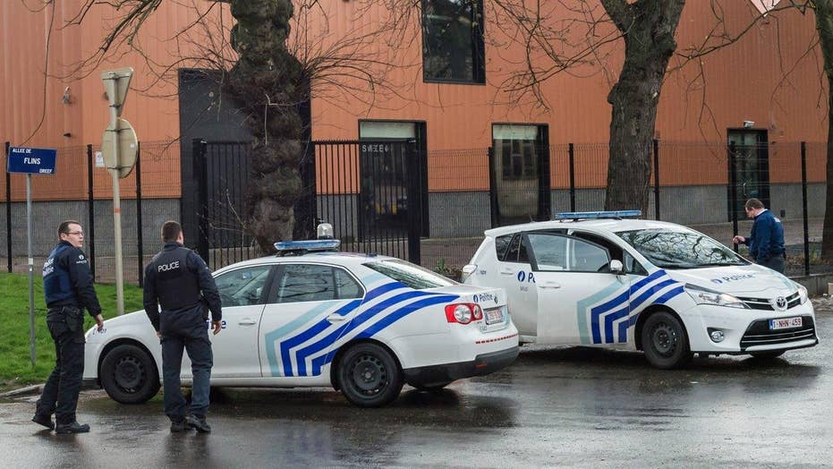 3 detained in Brussels related to Paris attack