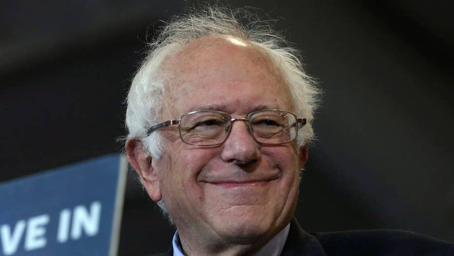 Can Sanders ride his hot streak to victory in New York?