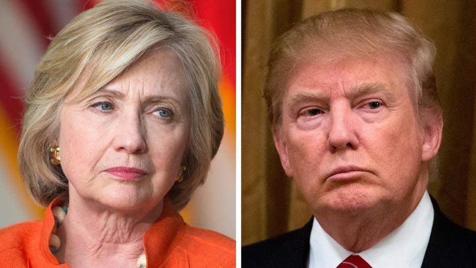 Document dump sheds light on Clinton-Trump ties