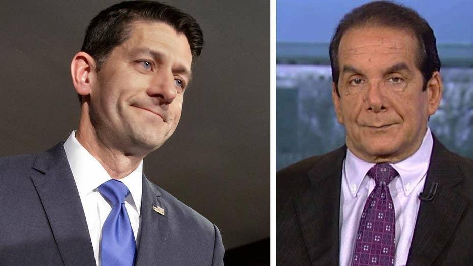 Krauthammer on Paul Ryan's speech
