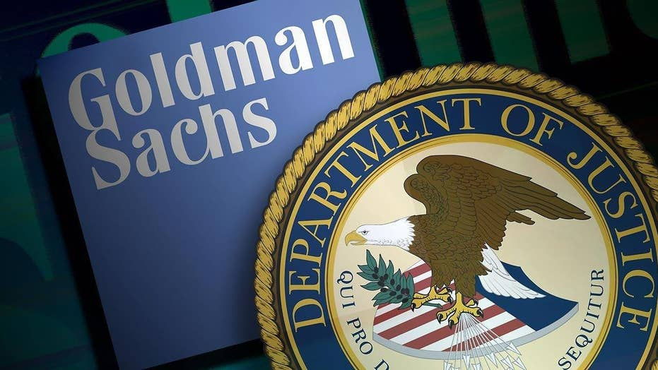 Greta: No handcuffs, perp walks for Goldman Sachs criminals