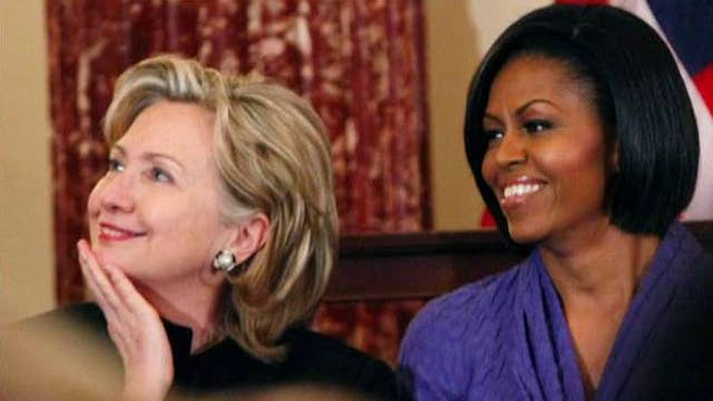 Was Michelle Obama plotting to keep Hillary out of the WH?