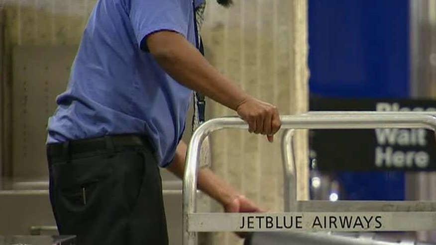 Reaction from Tom Blank, former TSA deputy director
