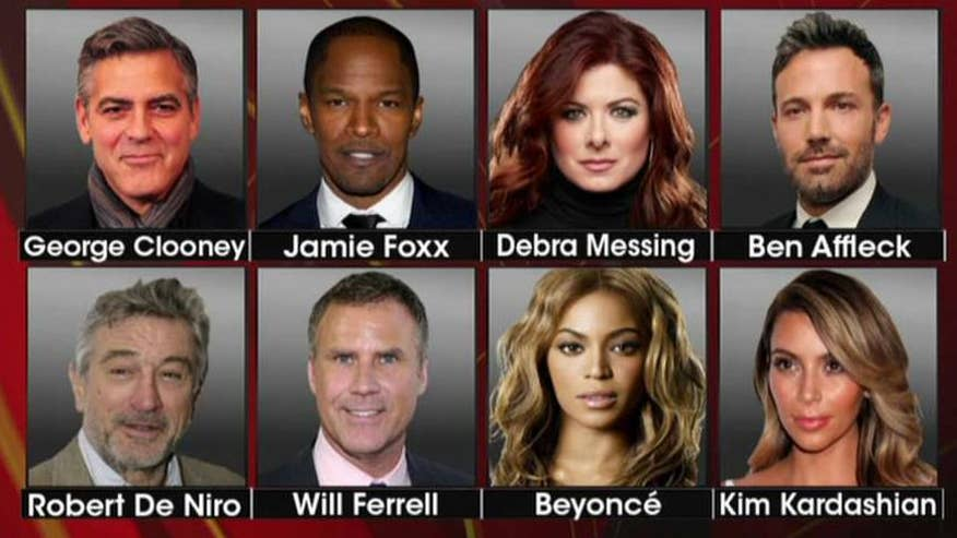 'The O'Reilly Factor' examines celebrity endorsements in the 2016 presidential race