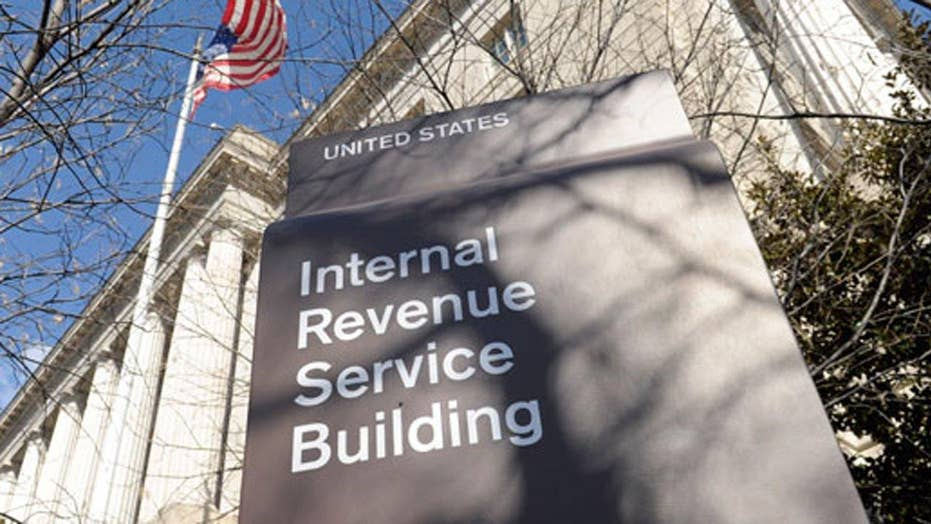 New IRS cyberattack concerns as Tax Day nears