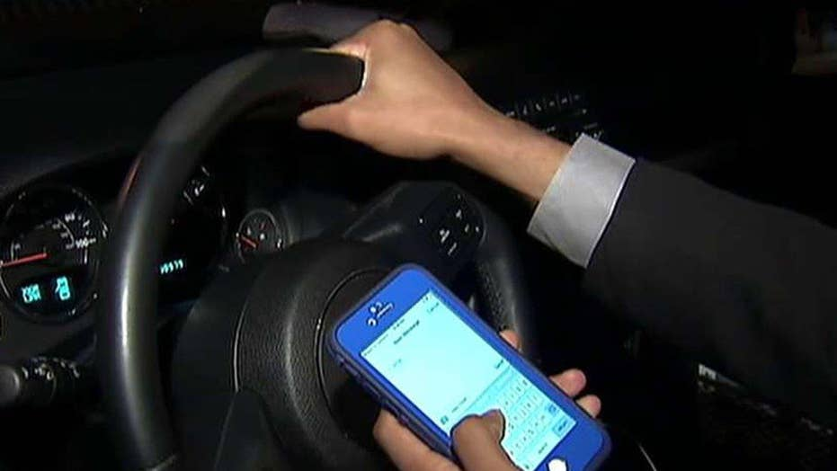 Proposed bill would test cellphones after car accidents