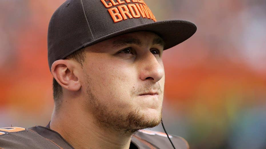 Why the media can't help reporting on Johnny Manziel