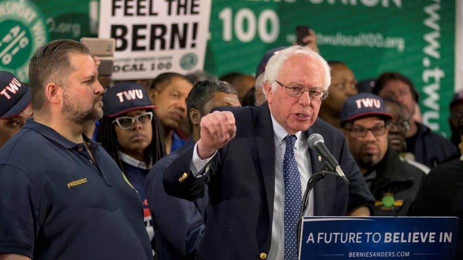 Sanders' supporters accused of harassing superdelegates