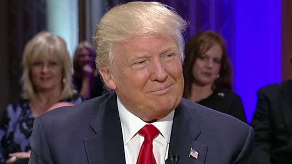 Trump explains why he feels the primary process is 'unfair'