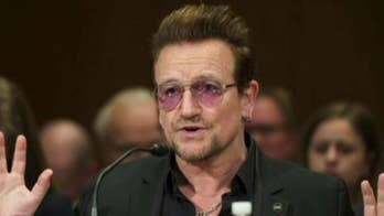 Bono hid in restaurant during Nice attack, report says