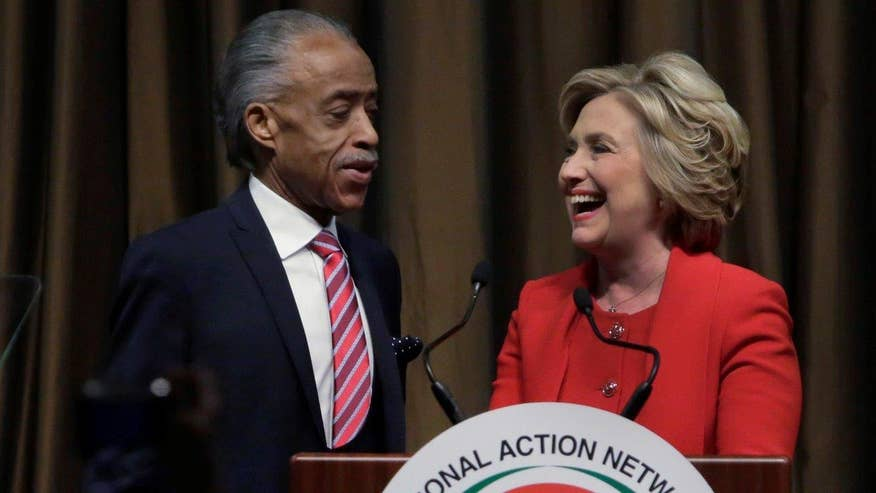 Strategy Room: David Mercer and Adam Goodman react to Clinton's address to National Action Network in the wake of recent racial missteps