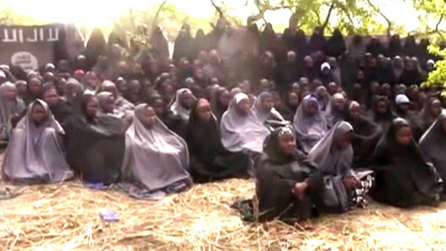 Greta's 'Off the Record' comment to 'On the Record' viewers: 2 years ago, Boko Haram kidnapped 276 Nigerian school girls and most of them are still missing, largely forgotten by the media