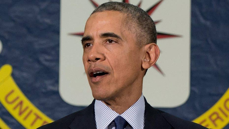 Obama: ISIS is on the defensive in Syria, Iraq
