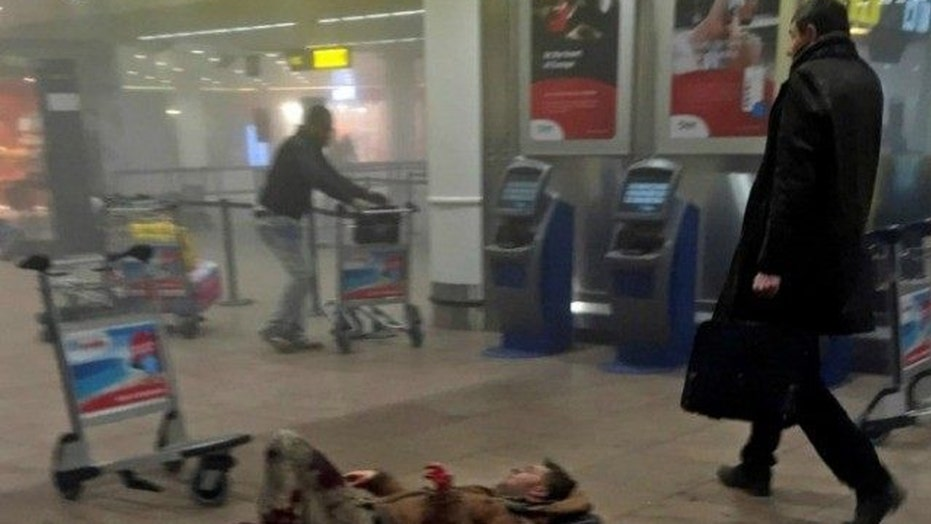 Report: Brussels bombers targeted check-in for Israel flight