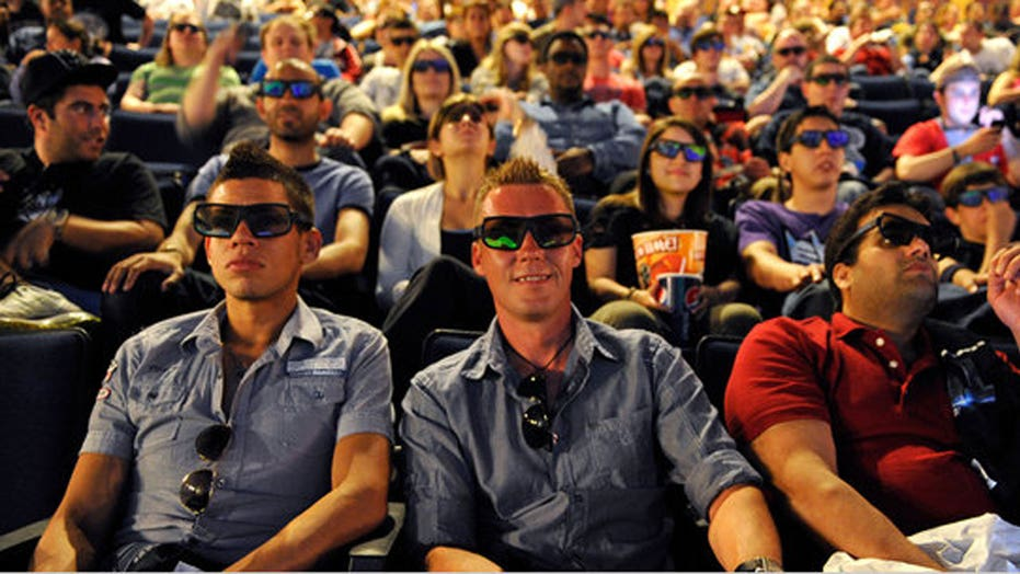 Movie chain mulls relaxing texting rules in theaters