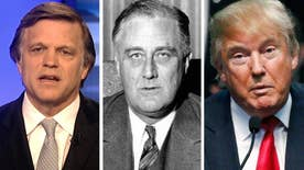 Presidential historian Douglas Brinkley goes 'On the Record' on his new book, 'Rightful Heritage: Franklin D. Roosevelt and the Land of America' and the 2016 White House race