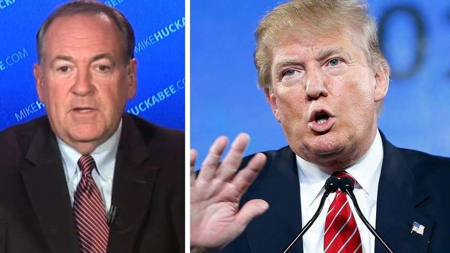 Mike Huckabee goes 'On the Record' with his analysis of Donald Trump's Wall Street Journal op-ed and why he believes it sums up his appeal to blue-collar Americans