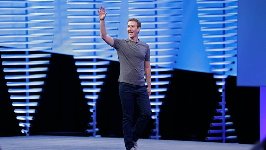 Facebook's F8 conference: It's all about the 'bots'