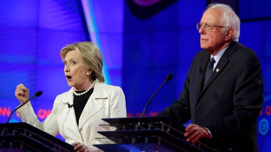 DNC reacts to 'fiery' debate between Clinton, Sanders