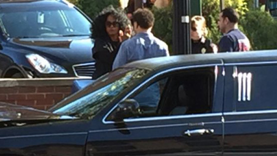 Diana Ross recovering after car accident