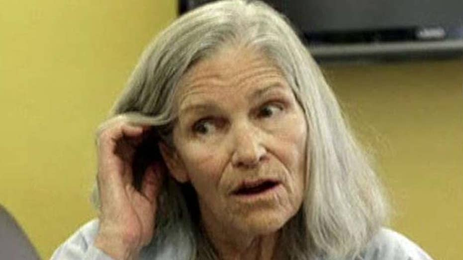 Parole recommended for former Charles Manson follower