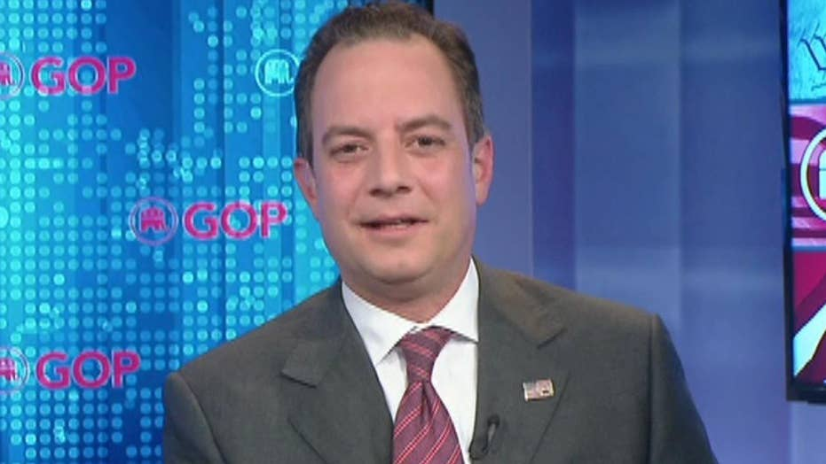 Priebus: Long floor fight at convention 'highly unlikely'