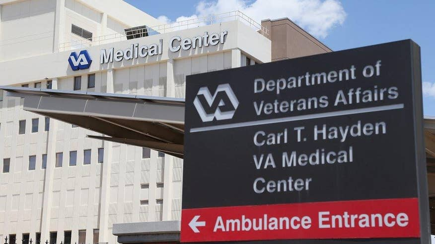 VA whistleblower claims to have info proving the agency manipulated data; Details on 'Fox & Friends'