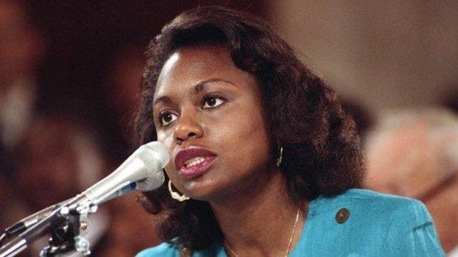 Anita Hill movie uproar