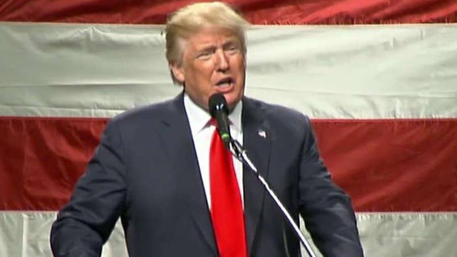 Trump pushes for big win in home state of NY