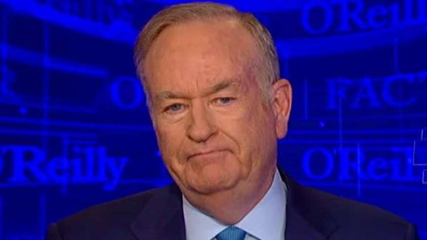 'The O'Reilly Factor': Bill O'Reilly's Talking Points 4/18