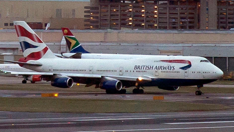 British Airways plane collides with drone, lands safely