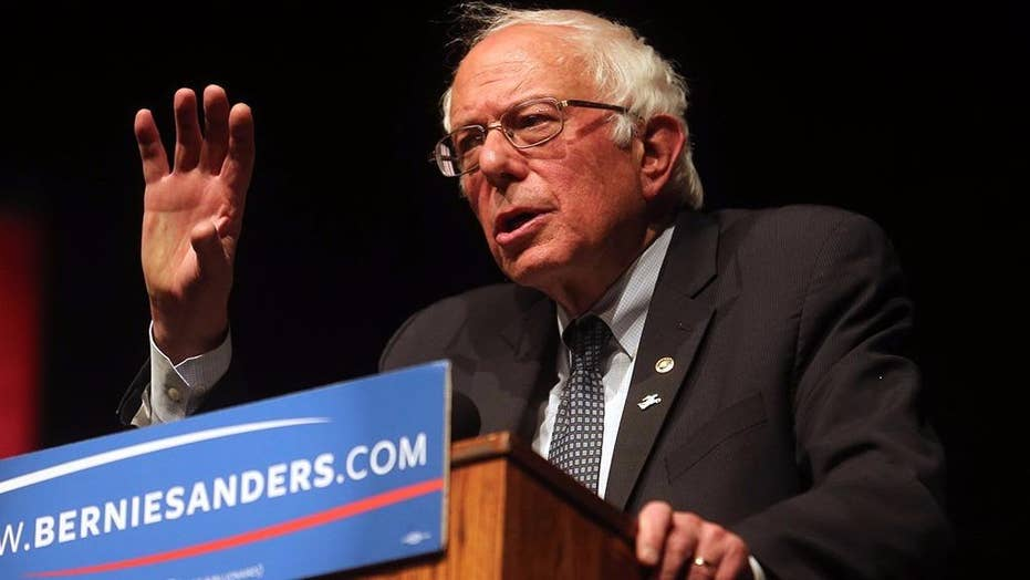 Can Sanders make up ground with minority voters?