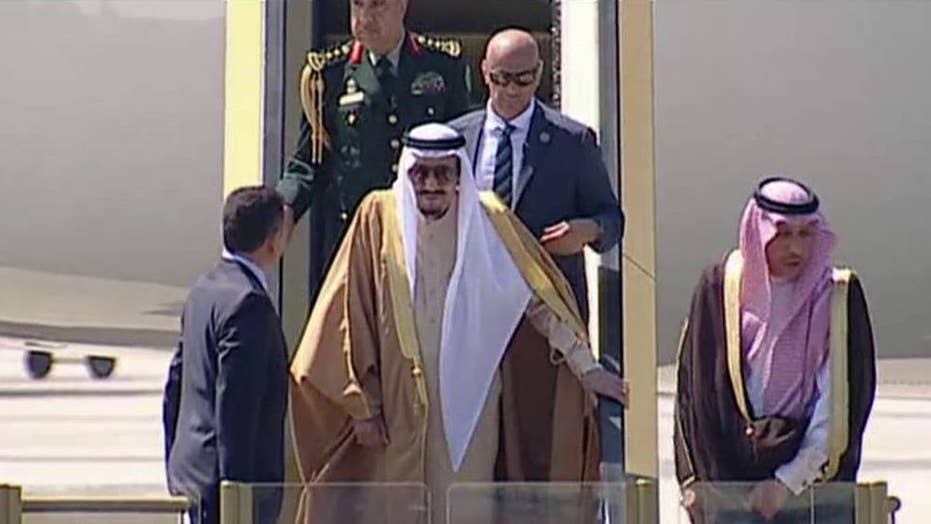 Eric Shawn reports: The Saudis and 9/11