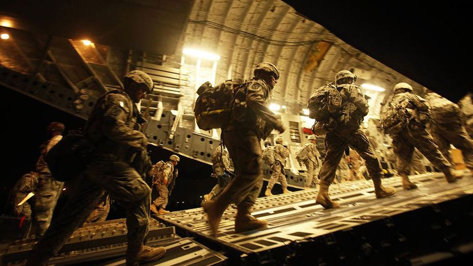 More US troops headed to Iraq to help in ISIS fight