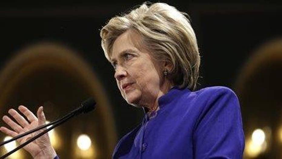 Ingraham's take: Hillary feeling the Bern