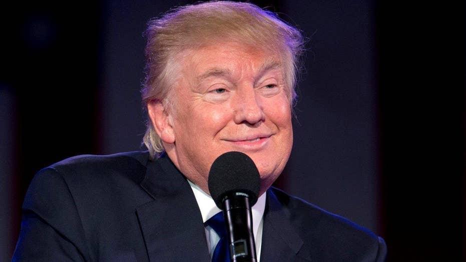 Donald Trump talks New York strategy, campaign shakeup