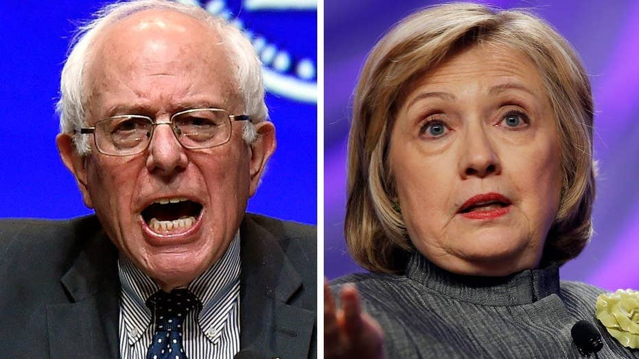 Sanders claims Clinton violated campaign finance laws