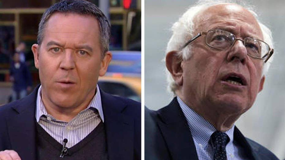 Gutfeld: Only the rich can afford Bernie
