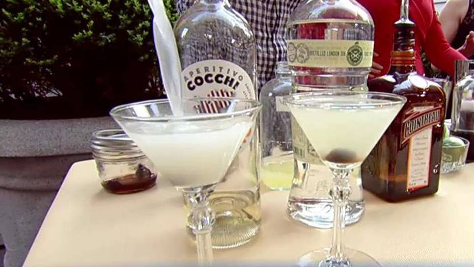 Cocktails to help you get through Tax Day