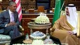 Kevin Corke reports from Riyadh, Saudi Arabia