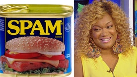 Fox Foodie: The Food Network star and U.S. Air Force Veteran dishes on her time in the military-and her love of Spam