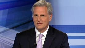 California and its 172 delegates will be crucial in the June 7 winner-take-all GOP primary. House Majority Leader Kevin McCarthy goes 'On the Record' on the upcoming primary and new House plans to clean up the IRS