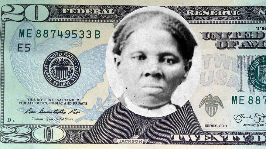 Greta's 'Off the Record,' commentary to 'On the Record' viewers: The Obama administration divides the country by booting Andrew Jackson off the $20 bill and giving leftovers to abolitionist Harriet Tubman. Why not give Tubman her own bill instead?