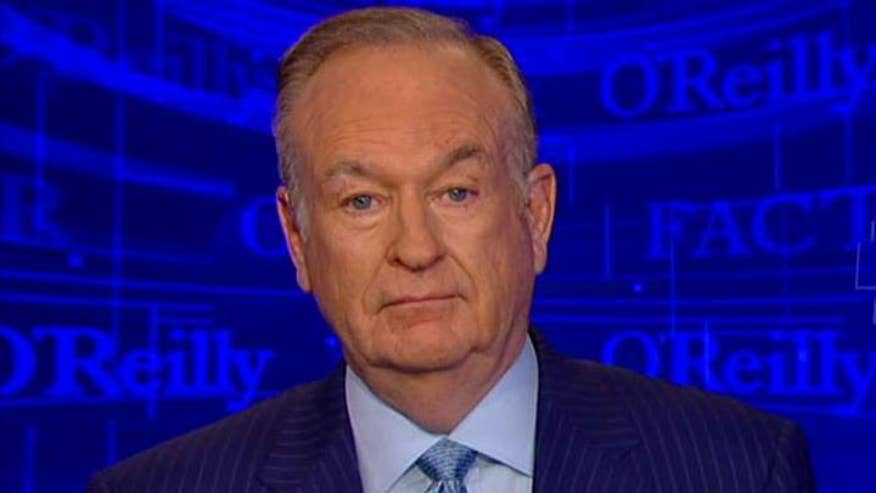 'The O'Reilly Factor': Bill O'Reilly's Talking Points 4/20