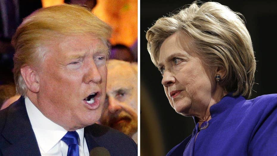 Will the general election be Trump vs Clinton?