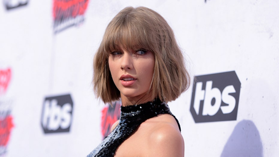 Taylor Swift: I'm 'national lightning rod for slut shaming'