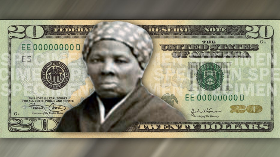 Andrew Jackson out: Harriet Tubman taking over $20 bill