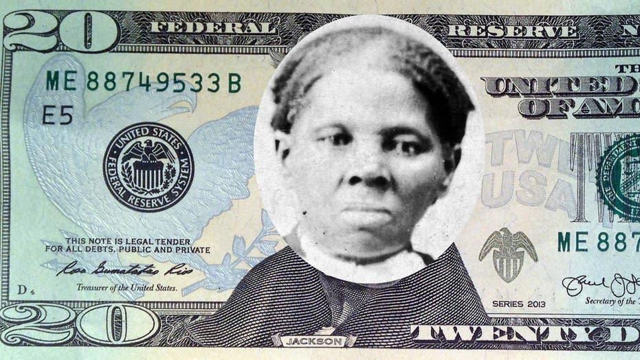 Greta: Obama admin stirs up trouble with Tubman on $20 bill