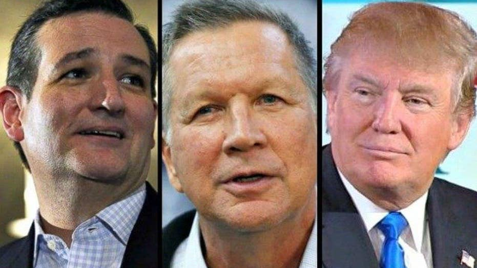 Where does the 2016 race stand after the New York primary?